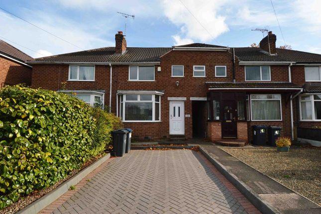 Thumbnail Terraced house to rent in Wolverton Road, Rednal, Birmingham