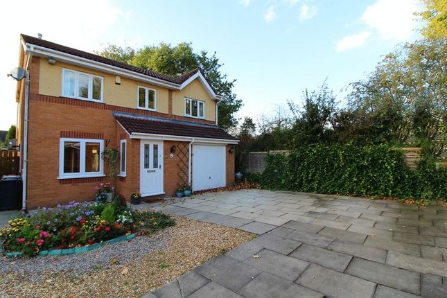 Thumbnail Detached house for sale in Gambleside Close, Walkden, Manchester