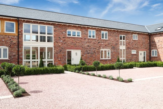 Thumbnail Terraced house for sale in Stretton Green, Tilston, Cheshire