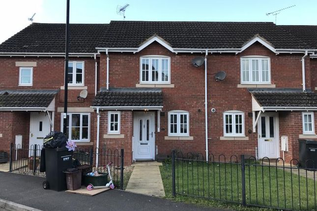 Thumbnail Terraced house to rent in Manning Road, Cotford St Luke, Taunton, Somerset