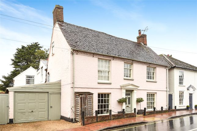 Thumbnail Semi-detached house for sale in Winchester Street, Botley, Southampton, Hampshire