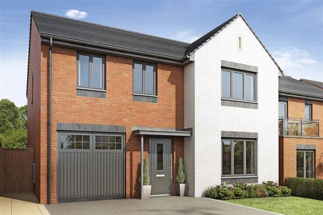 Thumbnail Detached house for sale in Plot 63, Synders Way, Lawley, Telford