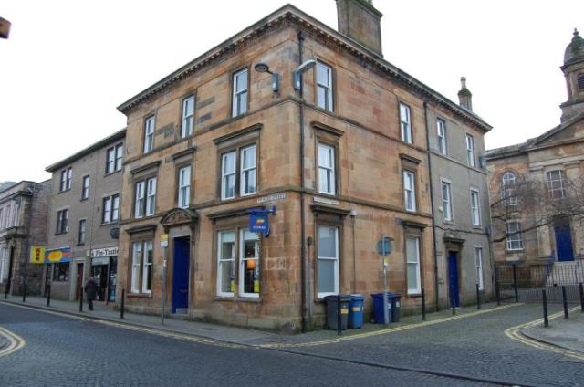 Thumbnail Flat to rent in Church Street, Port Glasgow