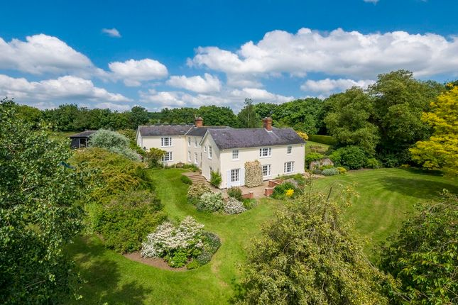 Thumbnail Country house for sale in Boxted, Bury St Edmunds, Suffolk