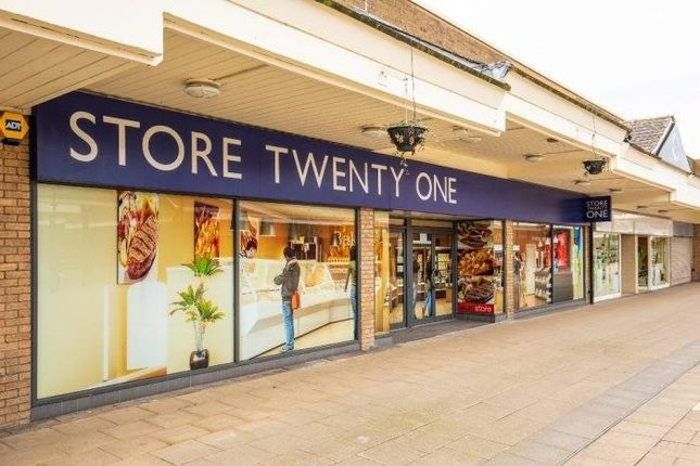 Thumbnail Retail premises to let in Unit C Belvoir Shopping Centre, Belvoir, Coalville