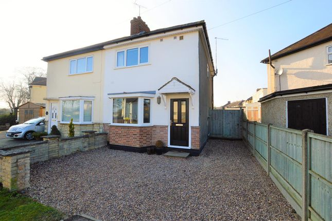 Thumbnail Semi-detached house for sale in Drift Avenue, Stamford
