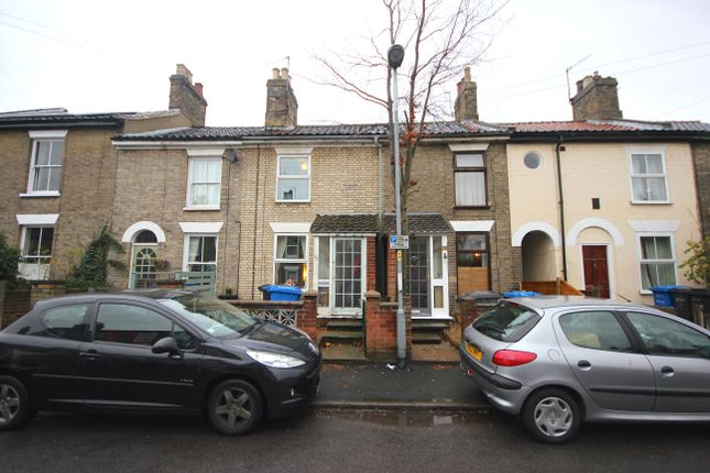 Thumbnail Terraced house to rent in Alexandra Road, Norwich