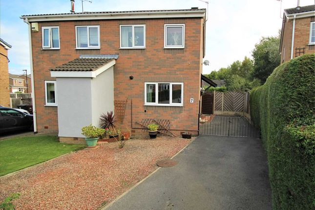 2 bed semi-detached house for sale in Inglewood Court, Sothall, Sheffield S20
