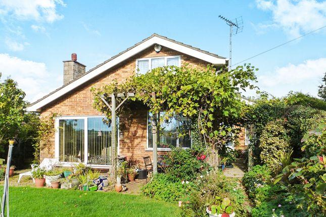 Thumbnail Detached bungalow for sale in High Street, Burcott, Leighton Buzzard