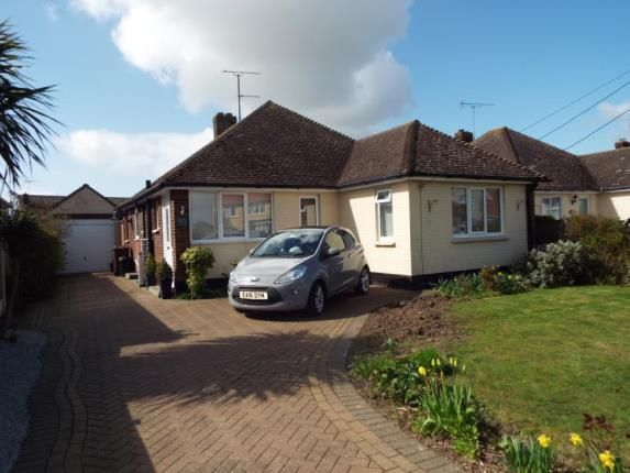 Thumbnail Bungalow for sale in Kirby Cross, Frinton-On-Sea, Essex