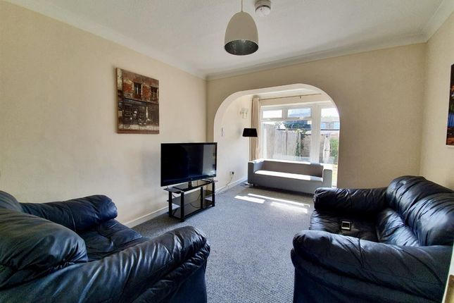Semi-detached house to rent in Ulcombe Gardens, Canterbury
