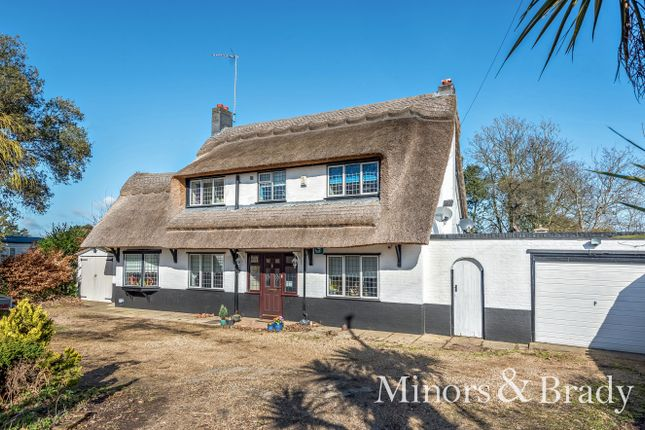 Thumbnail Cottage for sale in Hawaii Beach Bungalows, Newport, Hemsby, Great Yarmouth