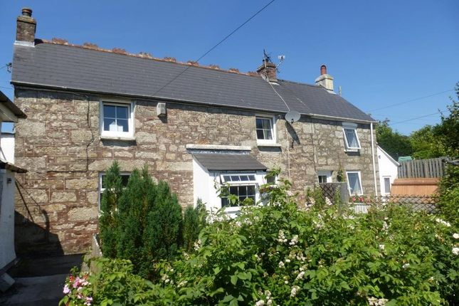 Thumbnail Semi-detached house for sale in Tresevern Hill, Tresevern, Stithians, Truro
