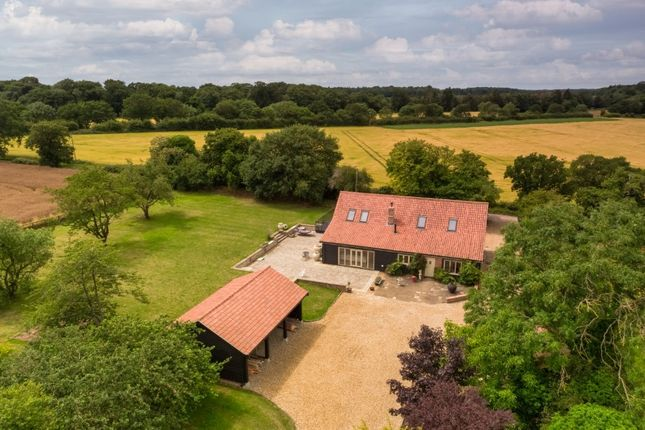 Thumbnail Barn conversion for sale in Spinks Lane, Heydon, Norwich