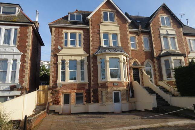 Thumbnail Maisonette to rent in Youngs Park Road, Goodrington, Paignton