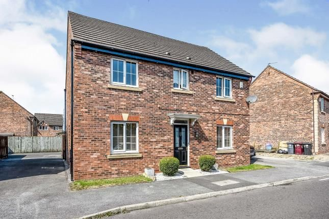 Thumbnail Detached house for sale in Stockton Crescent, Little Dale, Kirkby, Liverpool