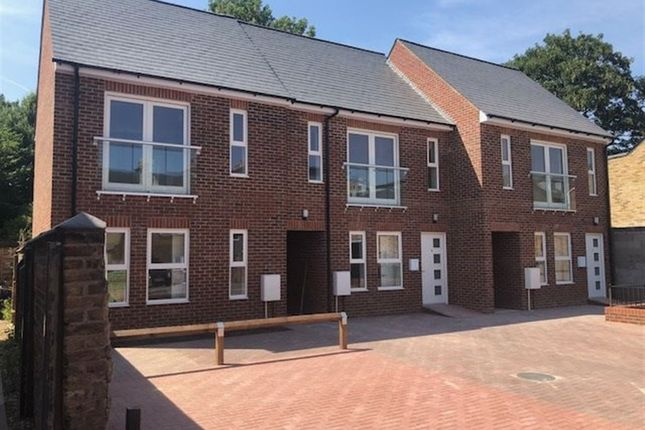 Thumbnail Terraced house to rent in Rudyard Mews, St Albans Road, Watford