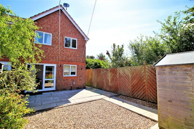 Thumbnail Semi-detached house for sale in Darwin Close, York