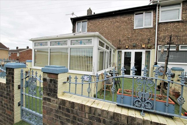 3 bed end terrace house for sale in Bryngolau, Tonyrefail, Porth CF39