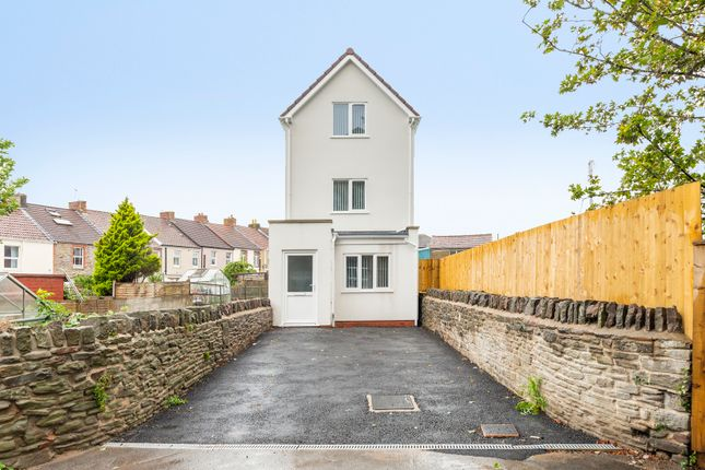 Thumbnail Detached house to rent in Blackhorse Road, Kingswood, Bristol