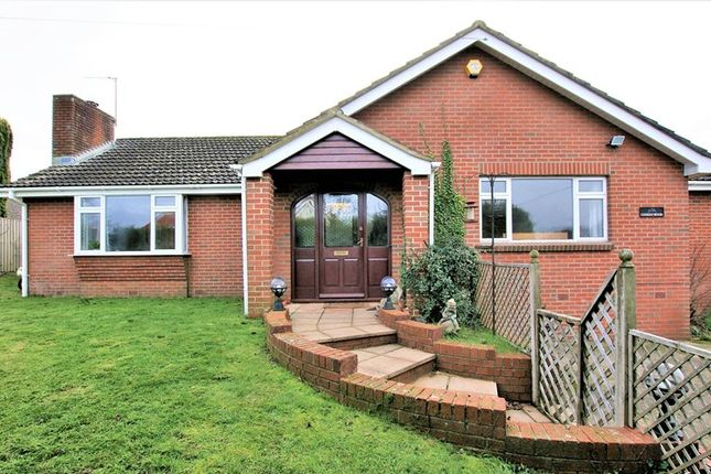 Thumbnail Detached bungalow for sale in South Road, Corfe Mullen, Wimborne