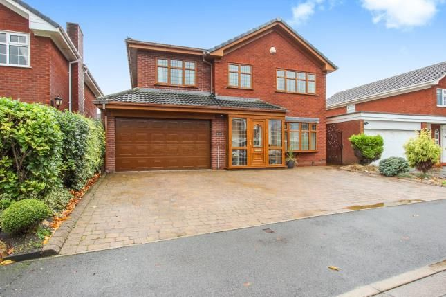 Thumbnail Detached house for sale in Ulverston Crescent, Lytham St. Annes, Lancashire, England