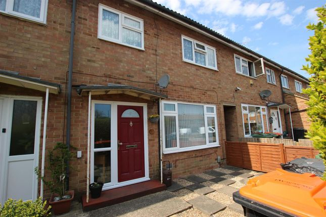Thumbnail Terraced house for sale in Vicarage Road, Houghton Regis, Dunstable