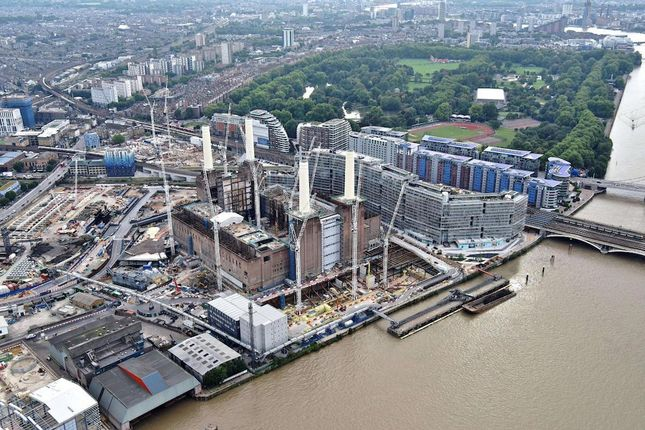 Thumbnail Flat for sale in Battersea Power Station, Boiler House, Battersea, London