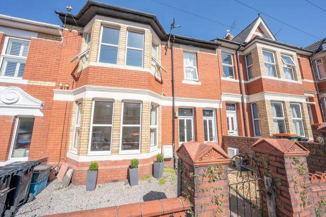 Thumbnail Flat for sale in 2 Bedroom Garden Flat, Richmond Road, Newport