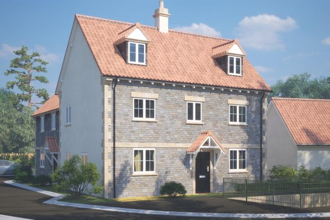 Thumbnail Town house for sale in Factory Hill, Bourton, Gillingham