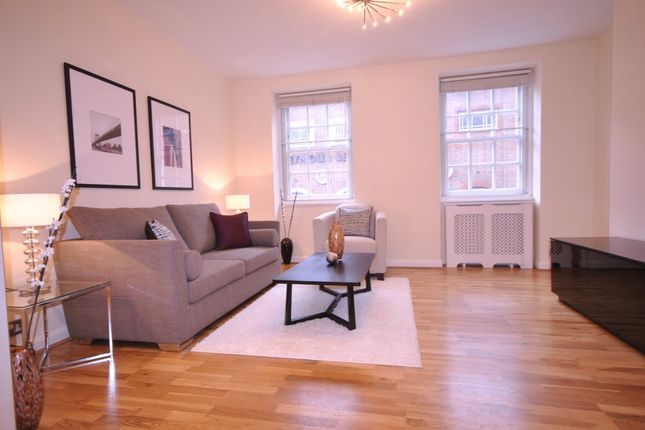 2 bed flat to rent in Seymour Place, London W1H