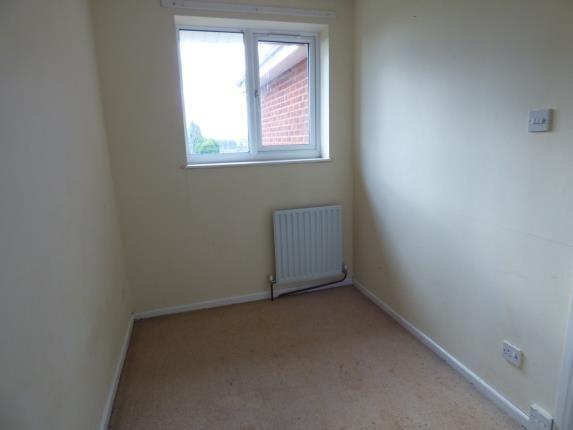 Bedroom Two of Cheviot, Wilnecote, Tamworth, Staffordshire B77