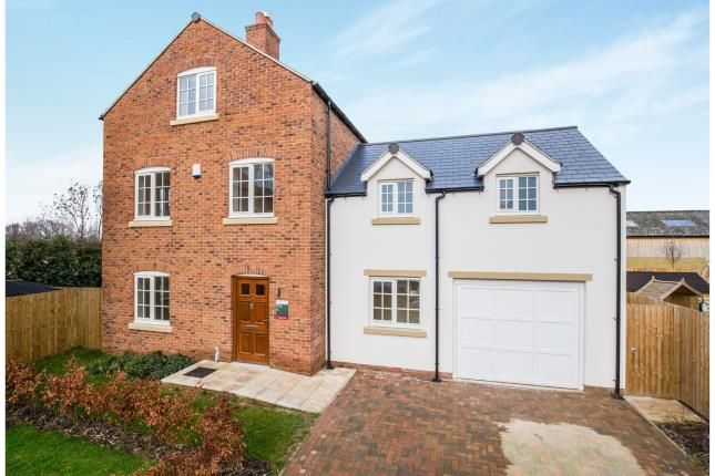 Thumbnail Detached house for sale in Hawthorne Grove, Hunsingore, Wetherby, West Yorkshire