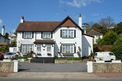 Thumbnail Hotel/guest house for sale in Stover Lodge Hotel, 29 Newton Road, Torquay, Devon
