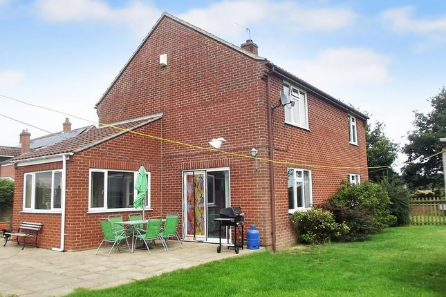 Thumbnail Detached house for sale in Pound Lane, Fleggburgh, Great Yarmouth
