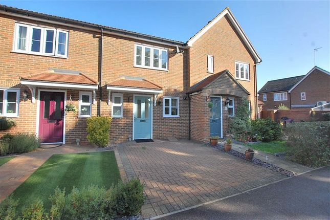 Thumbnail Terraced house to rent in Whitehorse Lane, Stevenage, Hertfordshire