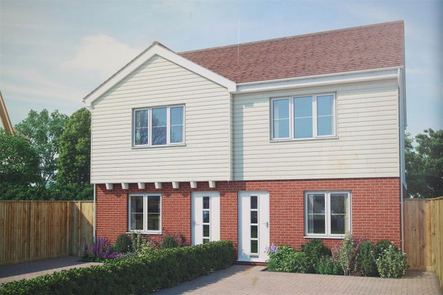 Thumbnail Semi-detached house for sale in No.13 - Stocks Lane, Kelvedon Hatch, Brentwood