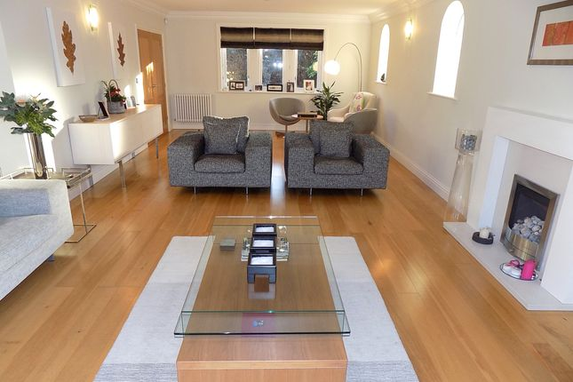 Thumbnail Detached house for sale in Station Road, Thornton