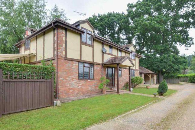 Thumbnail Detached house for sale in Woodlands Edge, West Ashton Road, Yarnbrook, Trowbridge