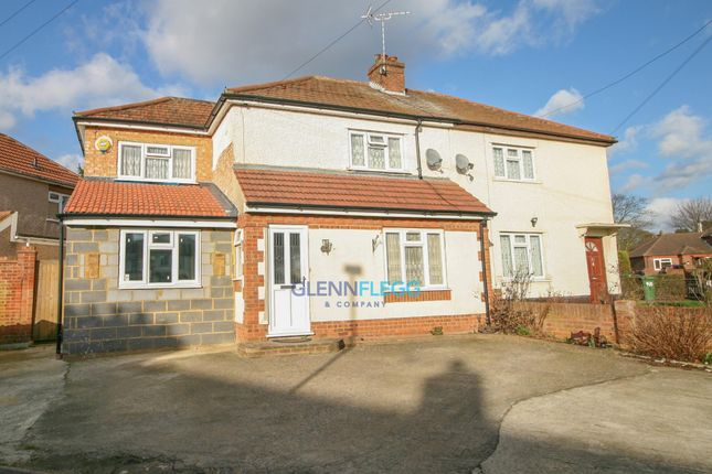 Thumbnail Semi-detached house for sale in Howard Avenue, Stoke Poges, Slough