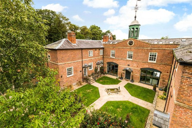 Thumbnail Property for sale in Birtles Hall, Birtles Lane, Macclesfield, Cheshire