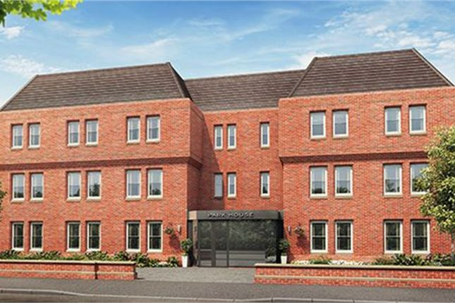 Thumbnail Flat for sale in Park House, Park Road, Peterborough, Cambridgeshire