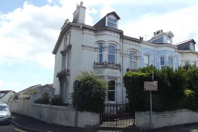 Thumbnail End terrace house for sale in Hughenden Terrace, Ramsey, Ramsey, Isle Of Man