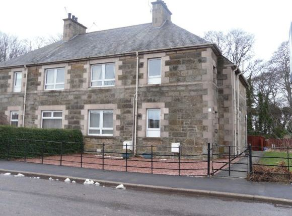 Thumbnail Flat to rent in Duff Place, Moray, Elgin