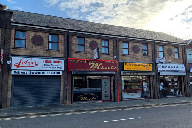 Retail premises to let in Unit 2, Conway Buildings, South Street, Newtownards, County Down