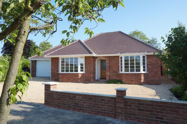 Thumbnail Detached bungalow to rent in Minden Drive, Bury St. Edmunds