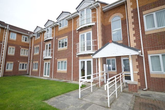 Thumbnail Flat for sale in Burscough, Ormskirk