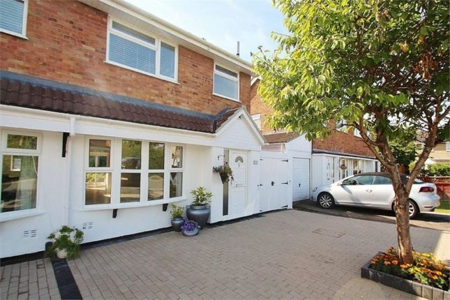 Thumbnail Semi-detached house to rent in Kelting Grove, Clevedon