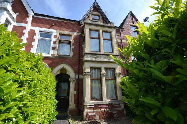 Thumbnail Terraced house for sale in Llandaff Road, Pontcanna, Cardiff