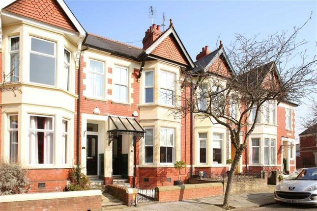 Thumbnail Terraced house to rent in Amesbury Road, Penylan, Cardiff